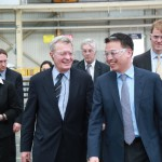 US Ambassador to China visits CQ factory